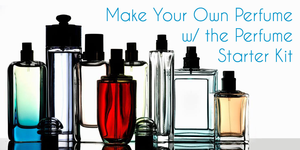 DIY Perfume and Cologne