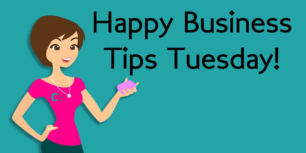 business tips tuesday