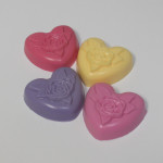 valentine's day gift ideas heart soap