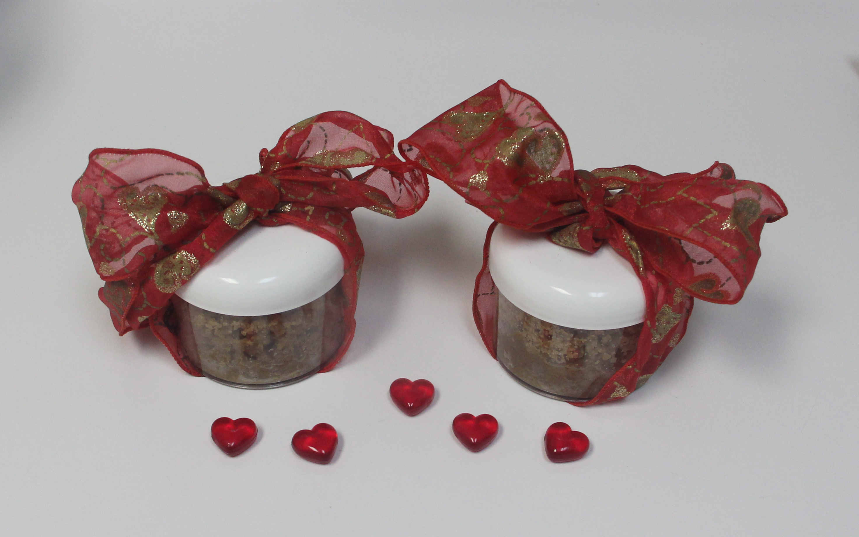 chocolate brown sugar scrub diy recipe Valentine's Day