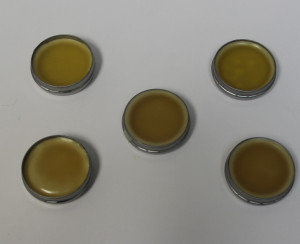 after pour DIY cuticle balm