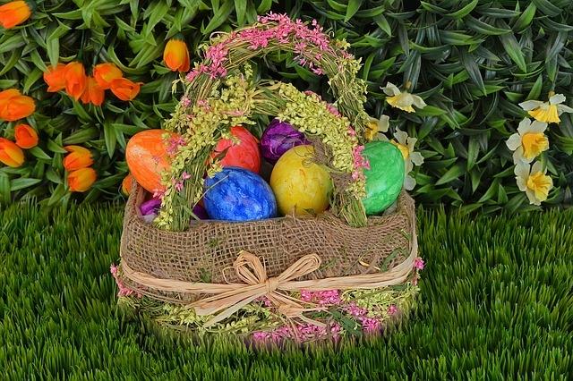 Melt & Pour Easter Soaps