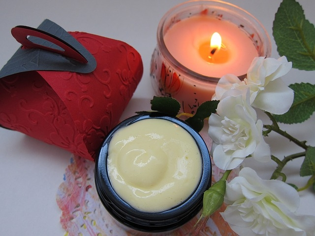 creamy soothing body butter