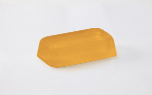 crystal carrot cucumber and aloe vera soap