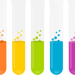 colorful dry oil sprays
