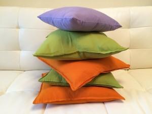 smell fresh pillows
