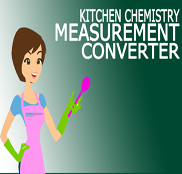 Kitchen Chemistry Measurement Converter