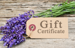 Gift Certificates ($25 Min)