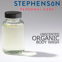 Stephenson Unscented Organic Body Wash