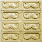 Mustaches Soap Mold