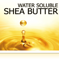 Water Soluble Shea Butter