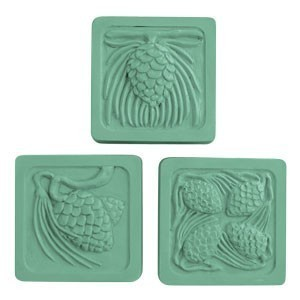 Pine Cones Soap Mold