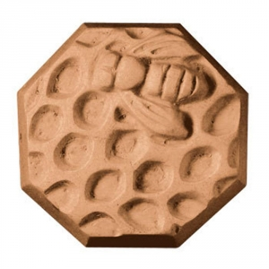 Bee and Honeycomb Soap Mold