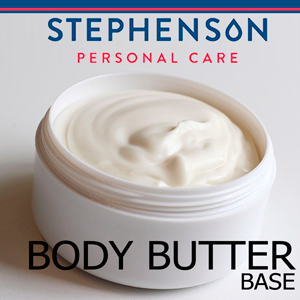 Body Butter Base by Stephenson Sample Size