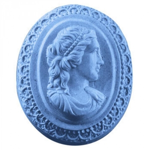 Cameo (Guest) Soap Mold