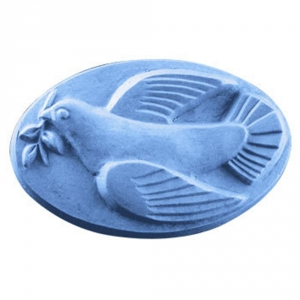 Dove of Peace Soap Mold