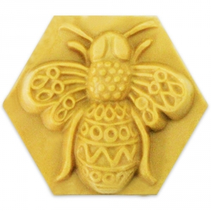 Filigree Bee Soap Mold