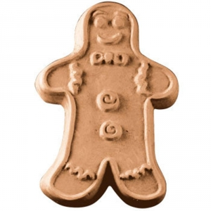 Gingerbread Man Soap Mold