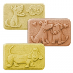 Good Dogs 2 Soap Mold
