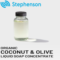 Organic Coconut/Olive Soap Liq Concentrate (101N)