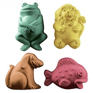 Kid Critters 1 Soap Mold