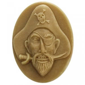 Pirates Soap Mold