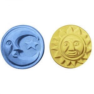 Sun & Moon Soap Mold