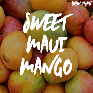 Sweet Maui Mango BBW Type Fragrance Oil *