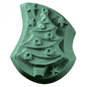 Tree with Ornaments Soap Mold