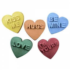 Valentine Candies Soap Mold