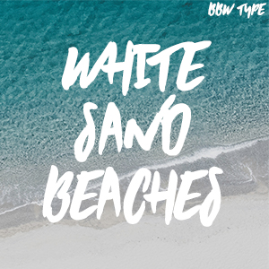 White Sand Beaches BBW Type Fragrance Oil *